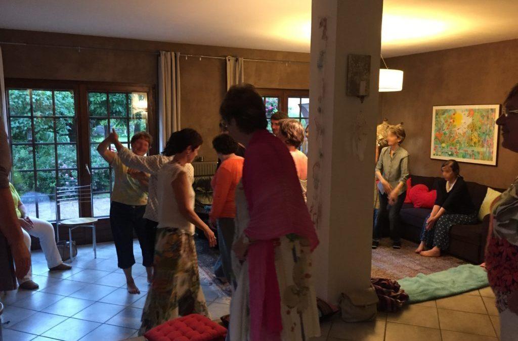Première soirée de constellation familiale expérimentale sur le Potentiel, les Ancêtres, l'Argent