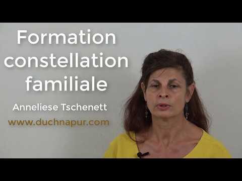 Formation constellation familiale avec Anneliese Tschenett
